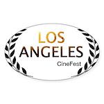 Los Angeles Cine Fest Sticker