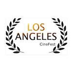 Los Angeles Cine Fest Wall Decal