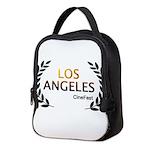 Los Angeles Cine Fest Neoprene Lunch Bag