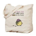 Nerdy Chicks Tote Bag