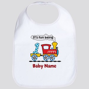 baby 1st Birthday custom add name Bib