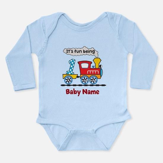 baby 1st Birthday cust Baby Suit