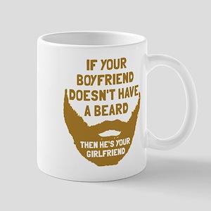 Boyfriend Beard Mug
