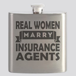Real Women Marry Insurance Agents Flask