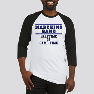 Halftime Is Game Time Baseball Jersey