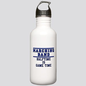 Halftime Is Game Time Stainless Water Bottle 1.0L