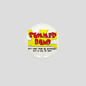 Summer Band - More Than An A Mini Button (10 Pack)