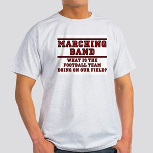 Football On Our Field Light T-Shirt