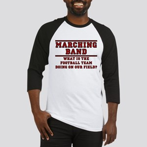 Football On Our Field Baseball Jersey