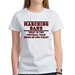 Football On Our Field Women's T-Shirt