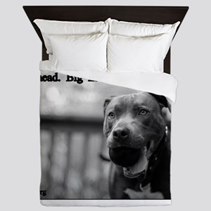 Boomer Pure Love Queen Duvet