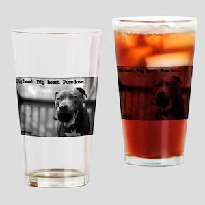 Boomer Pure Love Drinking Glass