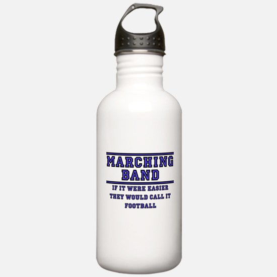 If It Were Easier Water Bottle