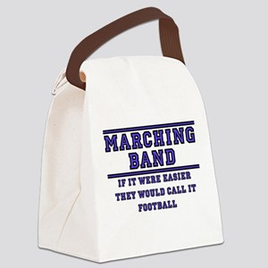 If It Were Easier Canvas Lunch Bag