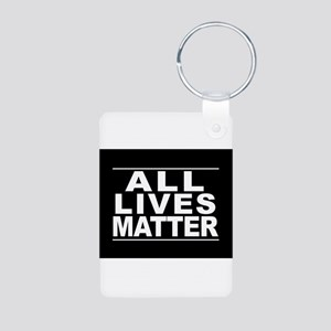 All Lives Matter Keychains