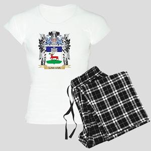 Linehan Coat of Arms - Fami Women's Light Pajamas