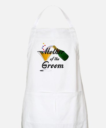 Mother of the Groom Apron