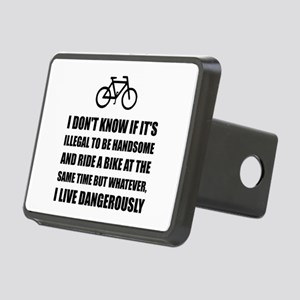 Handsome Ride Bike Hitch Cover