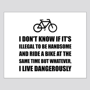 Handsome Ride Bike Posters