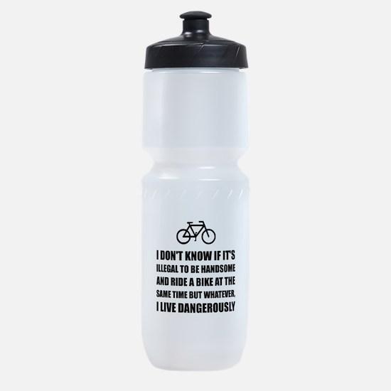 Handsome Ride Bike Sports Bottle