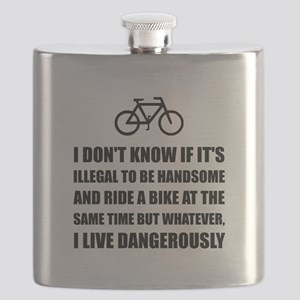Handsome Ride Bike Flask