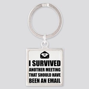 Meeting Email Keychains