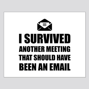 Meeting Email Posters