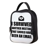 Funny Neoprene Lunch Bag