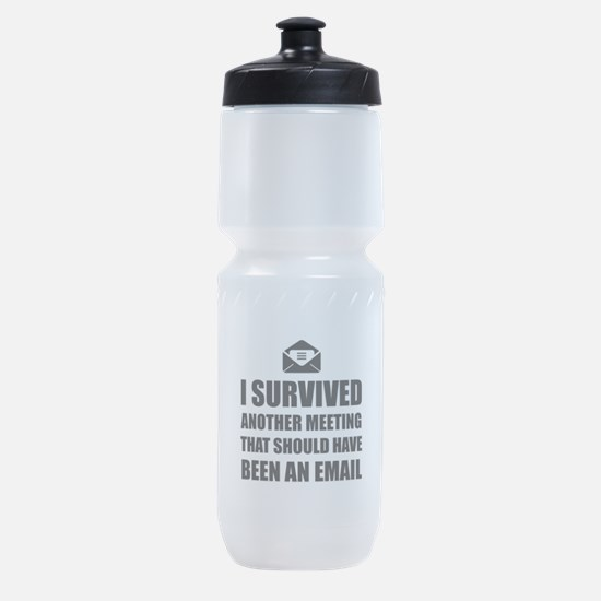 Meeting Email Sports Bottle