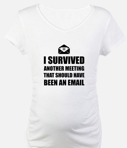 Meeting Email Shirt