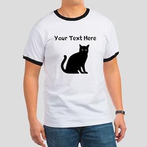 Cat Silhouette T-Shirt