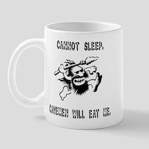 Caveman Will Eat Me Mug