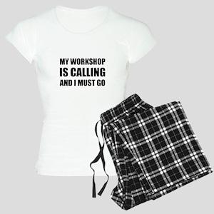 Workshop Calling Pajamas
