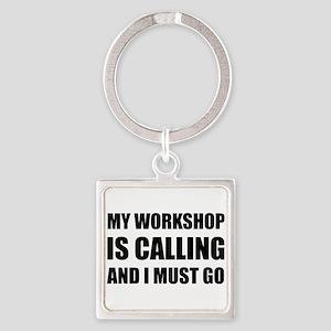 Workshop Calling Keychains