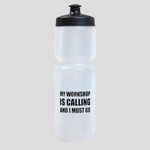 Workshop Calling Sports Bottle