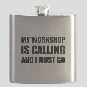 Workshop Calling Flask