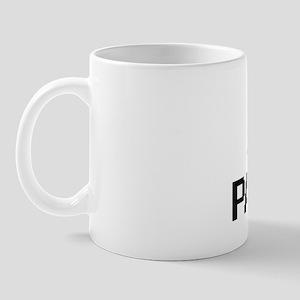 I Love Pacifism Mug