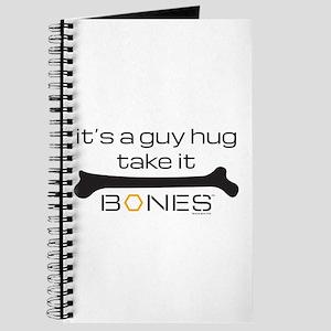 Bones Guy Hug Journal