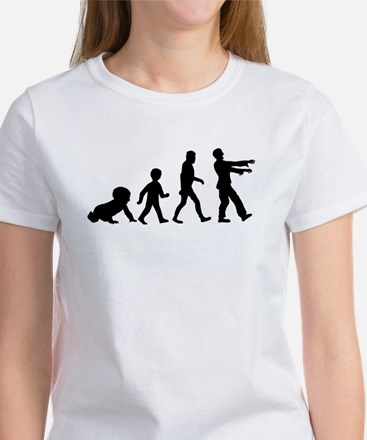 Zombie Cycle Of Life T-Shirt