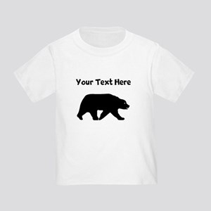 Bear Walking Silhouette T-Shirt