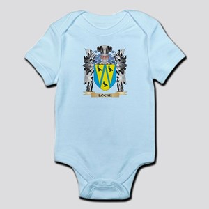 Locke Coat of Arms - Family Crest Body Suit