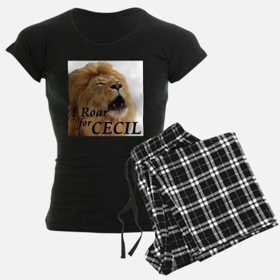 I Roar for Cecil Pajamas