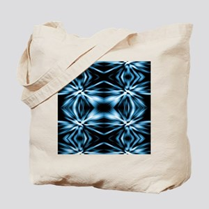 navy blue hipster tribal pattern Tote Bag