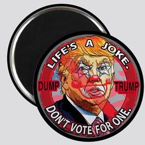Anti-Trump Joke 2016 Magnets