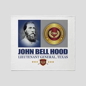Hood (C2) Throw Blanket