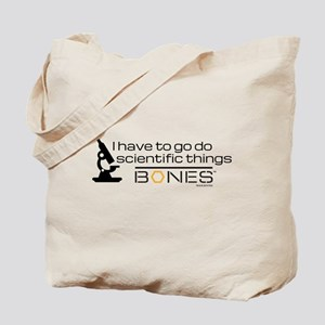 Bones Scientific Tote Bag