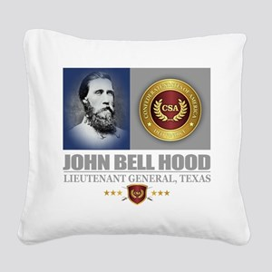 Hood (C2) Square Canvas Pillow