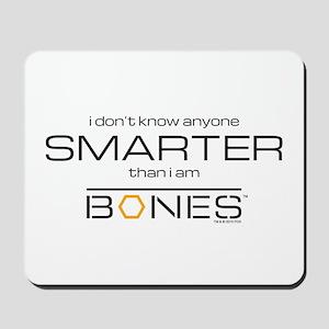 Bones Smarter Mousepad
