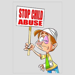 Stop Child Abuse Awareness