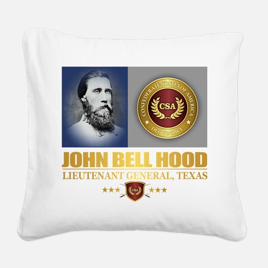 Hood (C2) Square Canvas Pillow